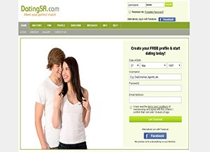 DatingSA.com Review