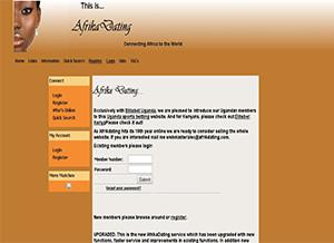afrika dating website